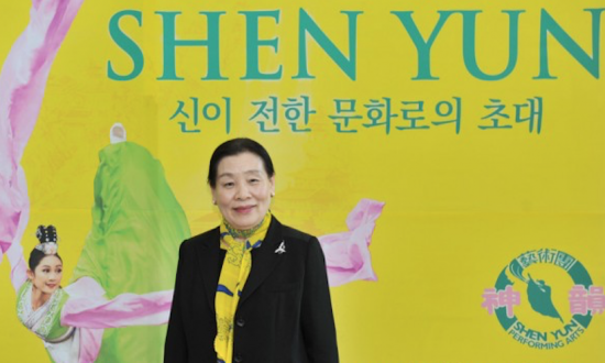 Korean Dance Teacher Finds Words Feeble to Express Her Emotion After Shen Yun