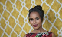 Kerry Washington Is Pregnant With Baby No. 2, Says Report