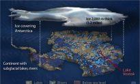 New Landscape Explored Beneath the Ice of Antarctica