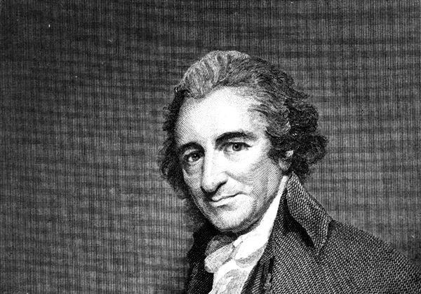 Thomas Paine (1737–1809). (Public Domain)