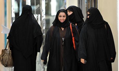 Saudi women in Riyadh. (Tribes of the World/Flickr, CC BY-SA)