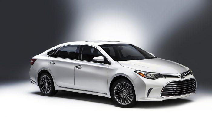 2016 Toyota Avalon. (Courtesy of Toyota)