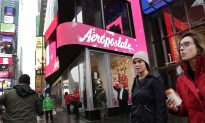 Aeropostale Shops Closing: Clearance Sales Start as Company Shuts 154 Stores