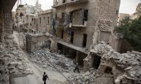 Syria Peace Talks Languish in the Doldrums as Fighting Engulfs Aleppo