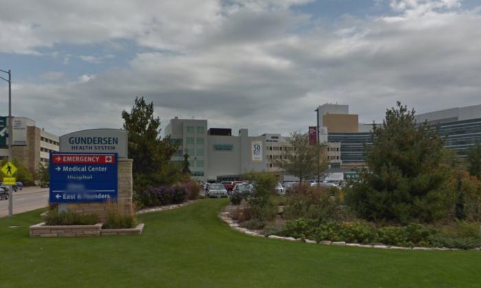 Gunderson Lutheran Medical Center, La Crosse, Wis. (Screenshot of Google Street View)