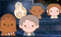 Celebrate Star Wars Day by Watching Disney's Emoji-Only Recap of 'Episode VII-The Force Awakens'