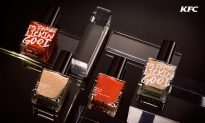 KFC Unveils Two Flavors of Edible Nail Polish.