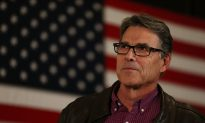 Rick Perry Endorses Trump, Open to Being Vice President