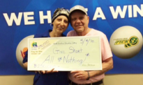 Breast Cancer Victim From North Carolina Wins Massive Lottery Jackpot—For Second Time