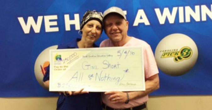 (North Carolina Education Lottery photo)