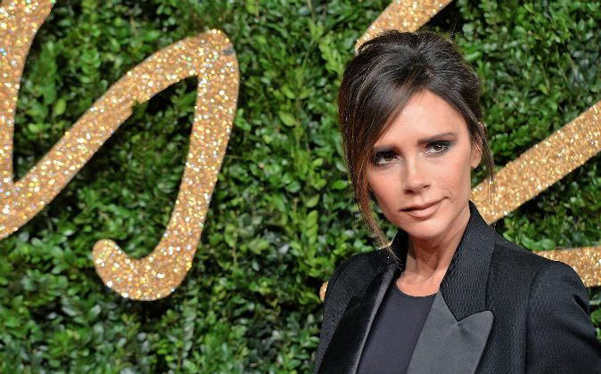 Victoria Beckham attends the British Fashion Awards 2015 at London Coliseum on November 23, 2015 in London, England. (Photo by Anthony Harvey/Getty Images)