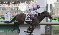 Nyquist Stays Undefeated With Kentucky Derby Victory