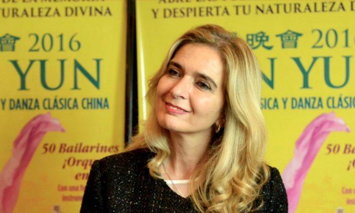 Shen Yun Reviving Important Values, Say Argentine Dignitaries