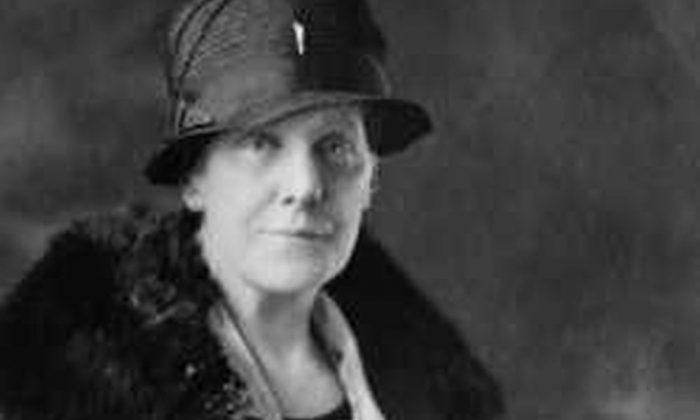 Anna Jarvis (Public Domain)
