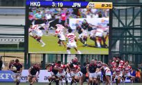 Japan Dominate Hong Kong in Asia Rugby Championship