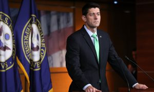 Paul Ryan Says He Would Step Down as Convention Chair If Asked by Trump