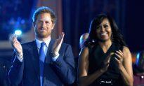 Prince Harry, Michelle Obama Kick Off Invictus Games in Florida