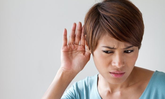 According to Dr. Sinclair more and more people are developing hearing loss much younger than in previous generations. (9Nong/Shutterstock)