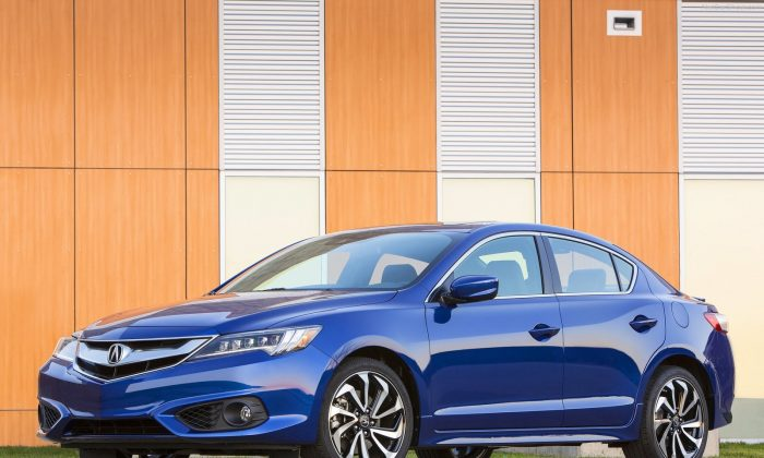 2016 Acura ILX. (Courtesy of NetCarShow.com)