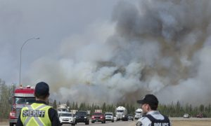 High Wildfire Risk Across Western Canada This Summer: Natural Resources Canada
