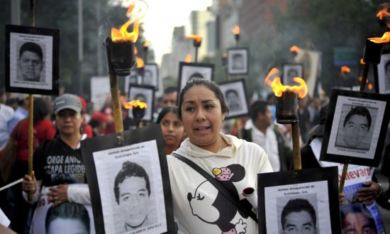 Remains of Another of 43 Missing Students Identified, Mexico Says