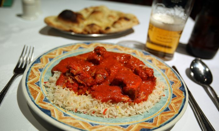 A curry photo (Peter Macdiarmid/Getty Images)