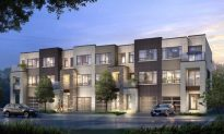 Stacked Townhouses Rising in Popularity