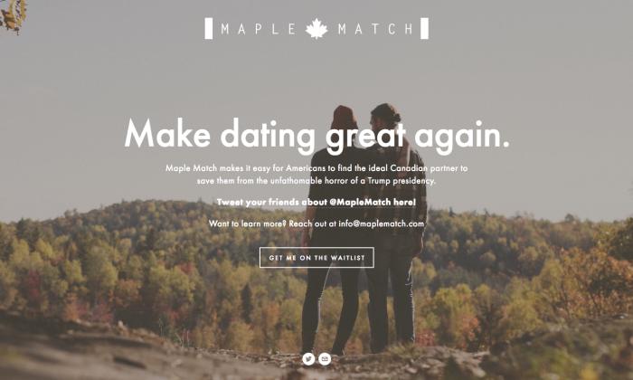 Via Maplematch.com