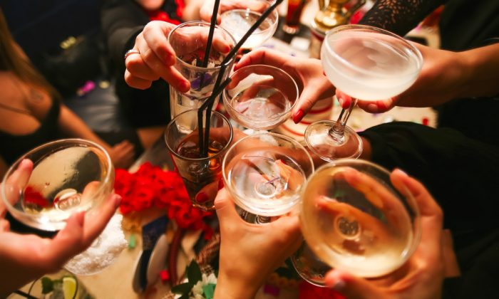 About one in every 12 American adults suffers from some level of alcohol abuse and dependence. (Moiseenko Design/Shutterstock)