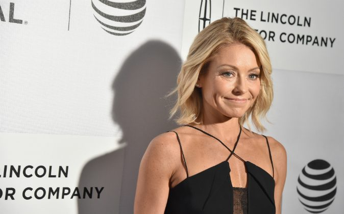 Kelly Ripa attends the 'All We Had' Premiere during the 2016 Tribeca Film Festival at BMCC John Zuccotti Theater in New York City on April 15, 2016. (Mike Coppola/Getty Images for Tribeca Film Festival)