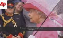 Buckingham Palace Releases Rare Images of the Queen