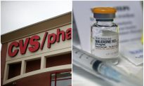 CVS Pharmacies in Virginia Will Offer Drug Overdose-Reversal Medication Narcan Without Prescription