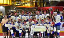 Pandoo Nation and Kung POW Kings Take Top Prizes in Hockey 5s