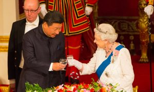 Brexit Could Leave UK Open to 'Interference' From China