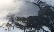 Alert Raised for New Zealand Volcano in 'Lord of the Rings' and 'The Hobbit' Movies