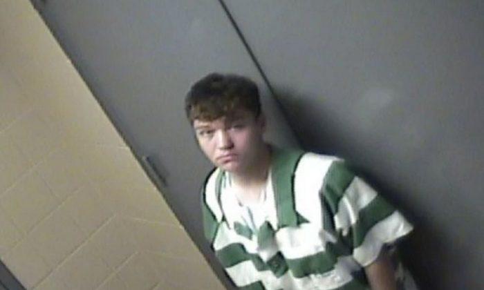 Justin Staton (Conway, Arkansas Police Department)