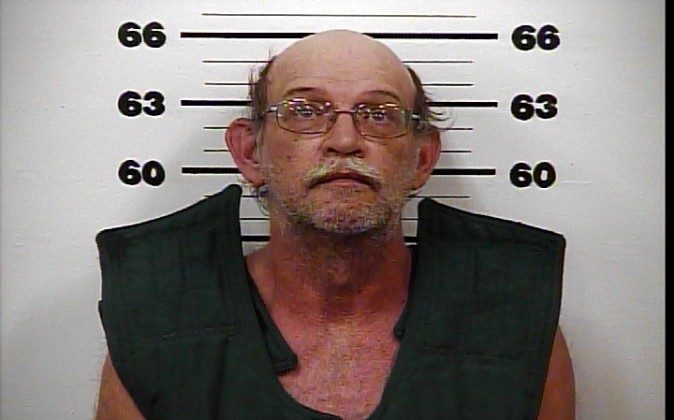 Gary Simpson, 57, was arrested in Hawkins County, Tenn., and charged with one count—Especially Aggravated Kidnapping. (Tennessee Bureau of Investigations photo)