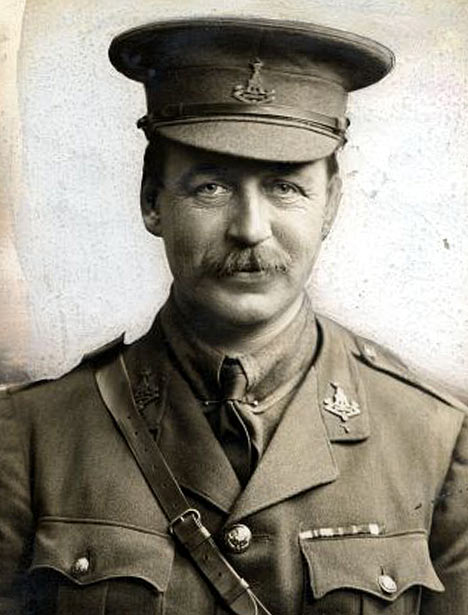 Sir Mark Sykes, 6th Baronet (1879-1919), agreed on terms with his French counterpart, François Georges-Picot, for dividing up the region after WWI. (Public Domain)