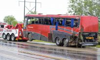 NTSB to Probe Texas Bus Crash That Left 8 Dead, 44 Hurt