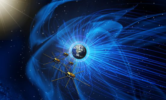 NASA Flies Satellites Through Explosion in Space—and Starts to Unravel Mystery of Magnetism