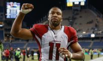 NFL Player Larry Fitzgerald Fulfills Mom's Dying Wish