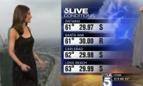 Female TV Meteorologist Asked to Cover Up on Air