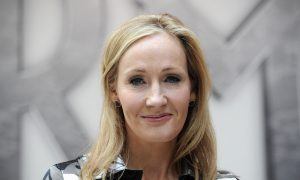 'Harry Potter' Author J.K. Rowling Says She Recovered From COVID-19 Symptoms