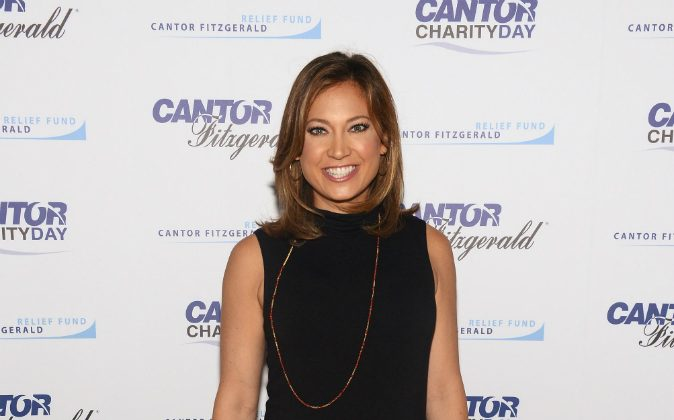 News anchor Ginger Zee attends the annual Charity Day hosted by Cantor Fitzgerald and BGC at Cantor Fitzgerald on September 11, 2015 in New York City. (Noam Galai/Getty Images for Cantor Fitzgerald)