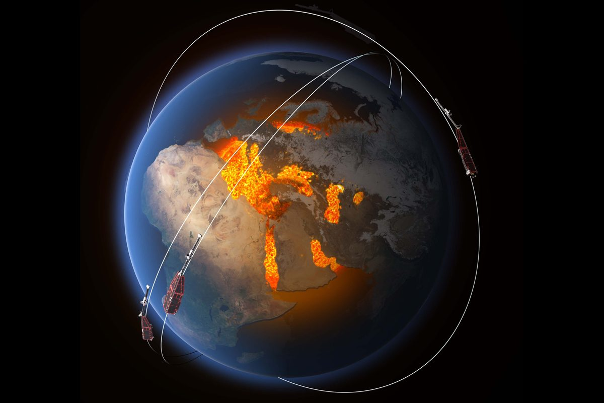 Earth's Magnetic Field Weakens, Impacting Satellites and Spacecraft: Space Agency - The Epoch Times