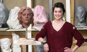 Zoe Dufour Aims to Sculpt Empathy