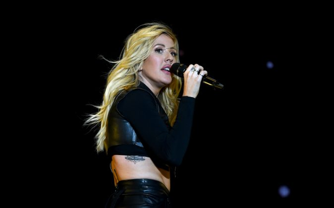 Singer Ellie Goulding performs onstage during day 1 of the 2016 Coachella Valley Music & Arts Festival Weekend 2 at the Empire Polo Club on April 22, 2016 in Indio, California. (Kevin Winter/Getty Images for Coachella)