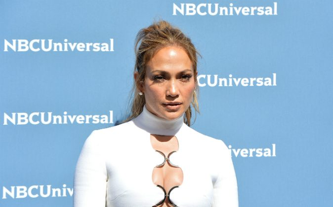 Actress/singer Jennifer Lopez attends the NBCUniversal 2016 Upfront Presentation on May 16, 2016 in New York, New York. (Slaven Vlasic/Getty Images)