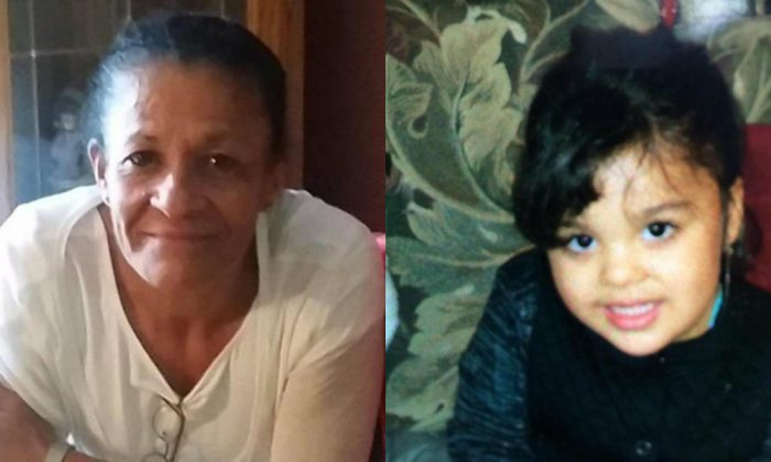 Fatima Alexander and the missing child (NYPD)