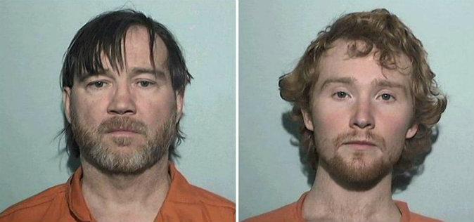 Timothy Ciboro, 53, and Esten Ciboro, 27 (Lucas County Jail)